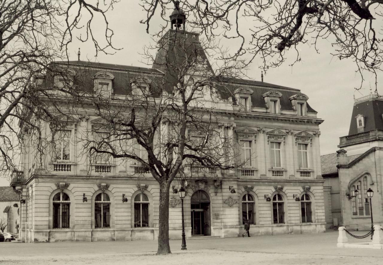 Coutras, l'Hôtel de Ville