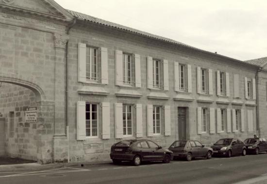 Coutras, la maison du Sénéchal, la maison de Lignières