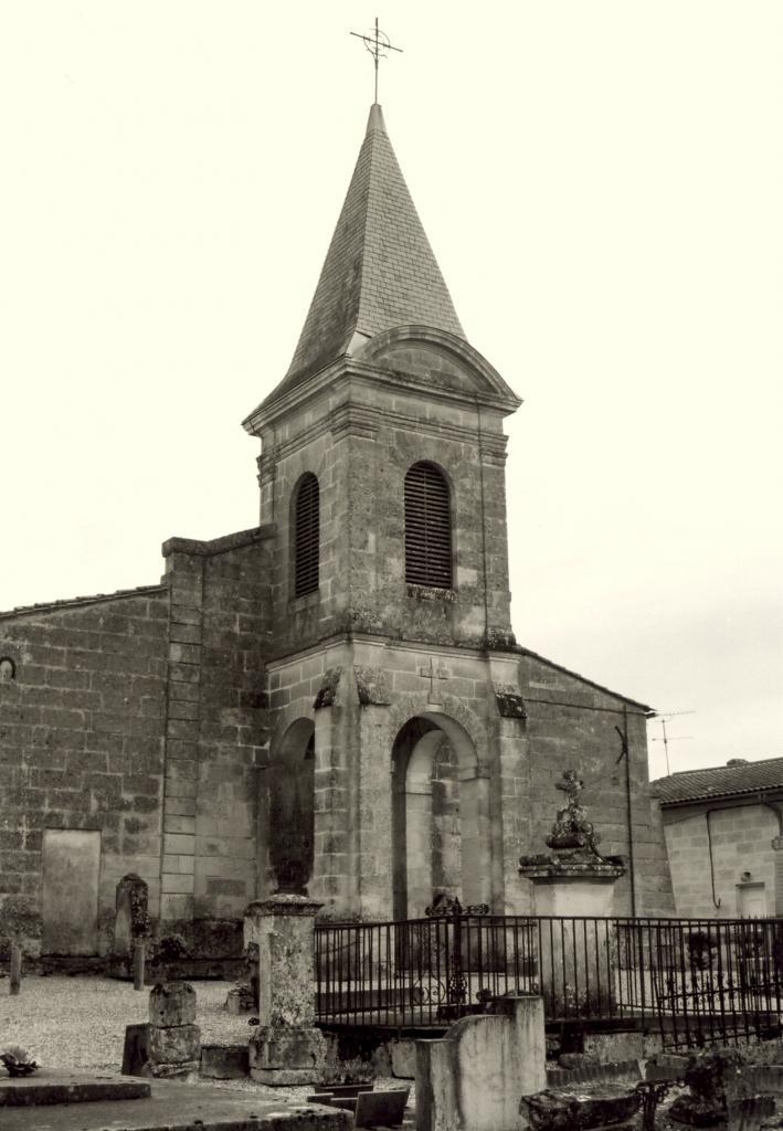 le Fieu, l'église Saint-Nicolas
