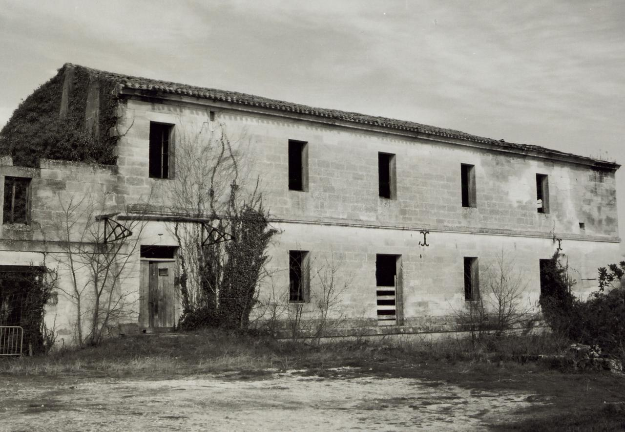 Saint-Seurin-sur-Isle, le moulin au lieu-dit Logerie