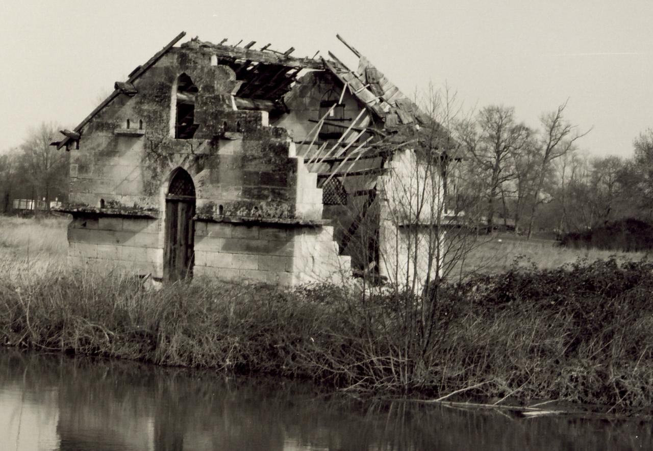 Saint-Seurin-sur-Isle, un pigeonnier démoli