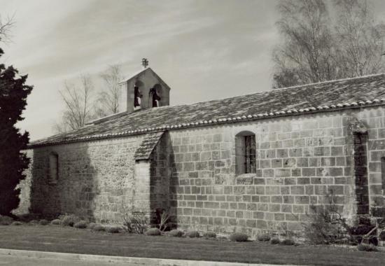 Saint-Seurin-sur-Isle, l'église Sainte-Ursule