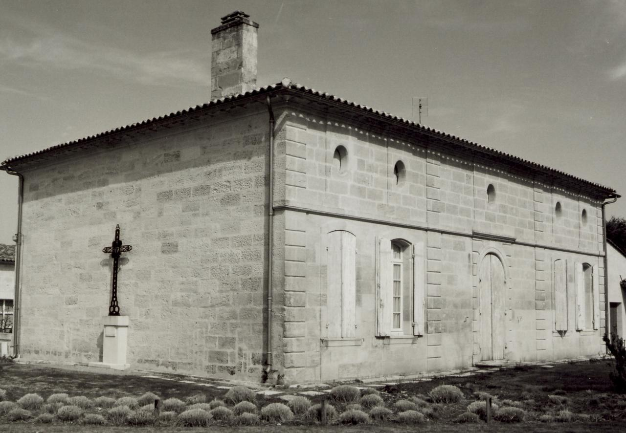 Saint-Seurin-sur-Isle, le presbytère