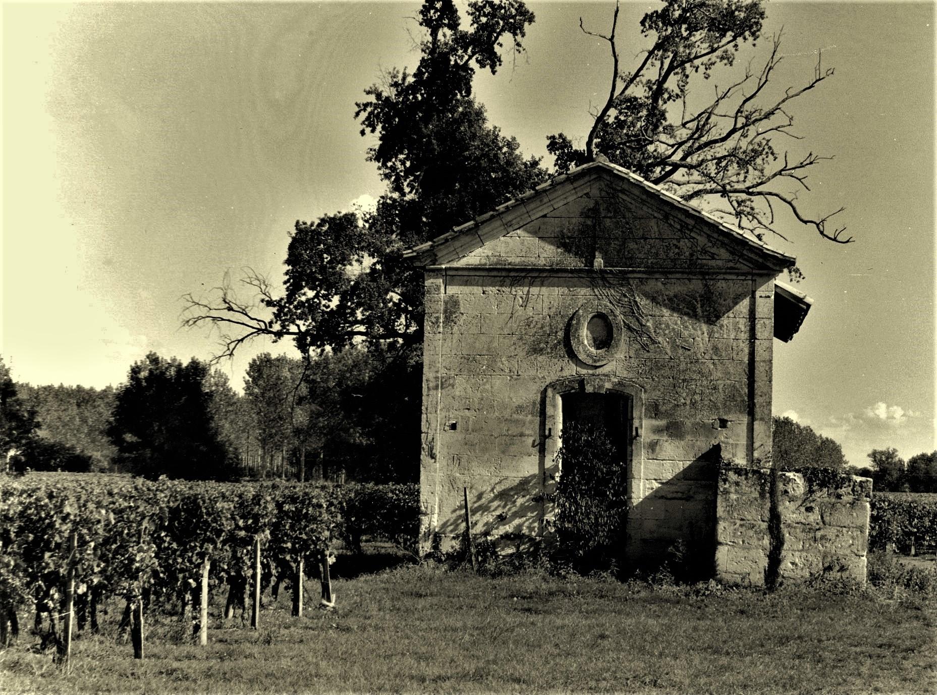 Arveyres la chapelle bastouney 3