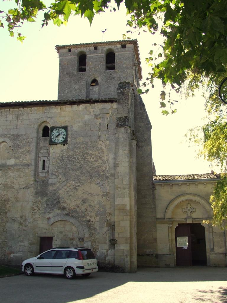 Fronsac, l'église Saint-Martin