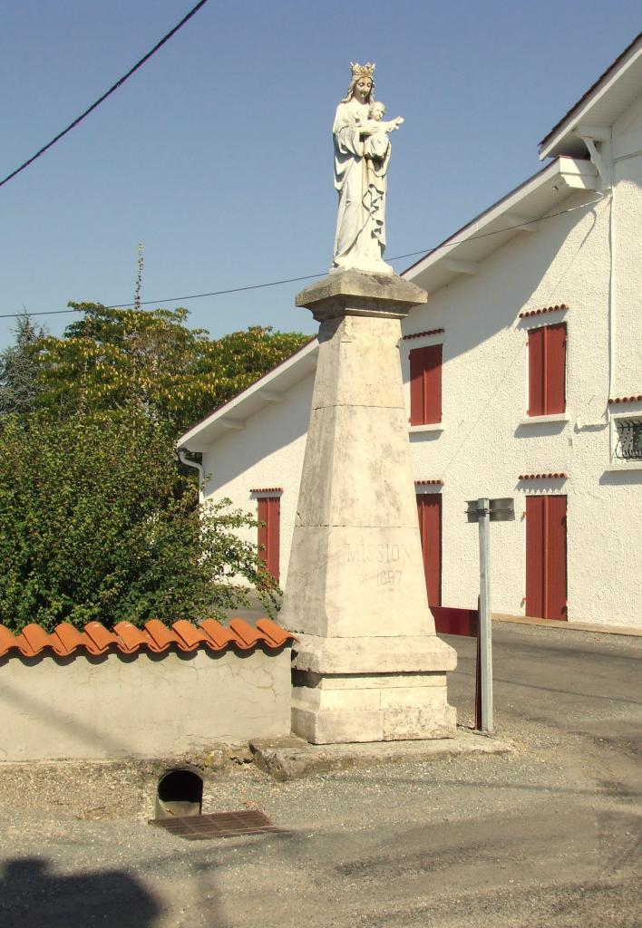 Saint-Aignan, mission 1897