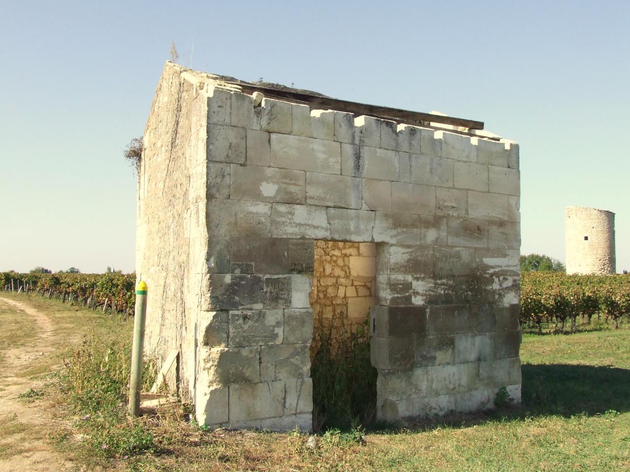 Saint-Aignan, une petite maison de vigne