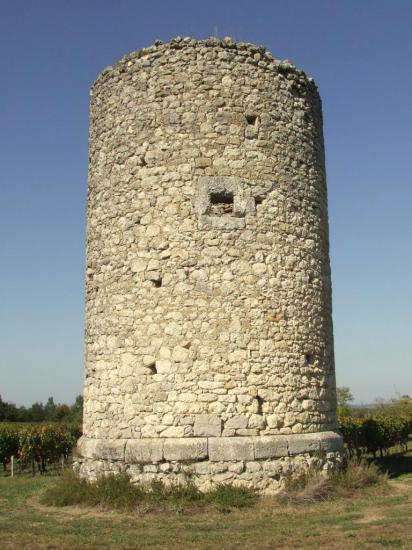 Saint-Aignan, un ancien moulin