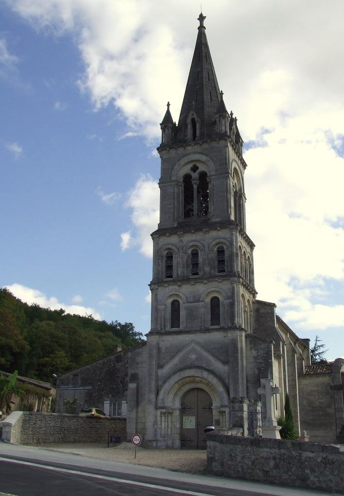 la Rivière, l'église Notre-Dame