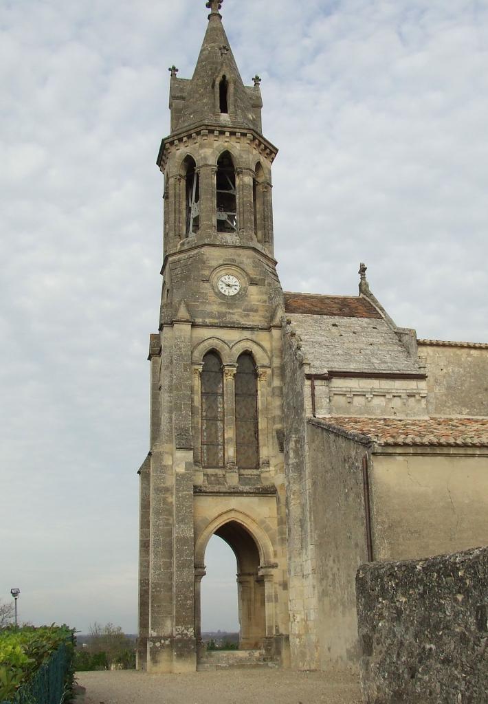 Saint-Romain-la-Virvée, l'église romane restaurée Saint-Romain