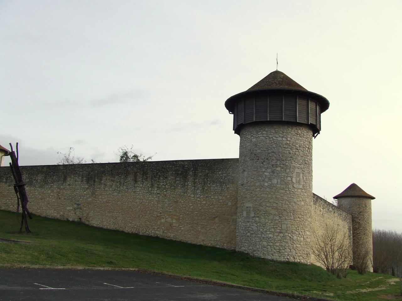 Cadillac-en-Fronsadais, le château Branda