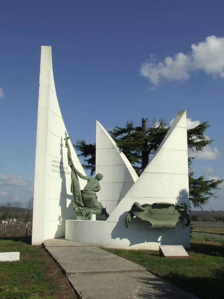 Perissac, Héros de Sidi-Brahim, lieu-dit Normandin