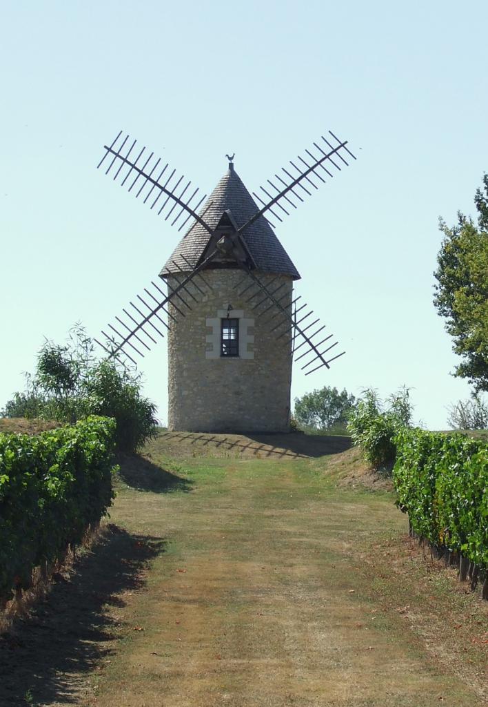Périssac, le moulin de la Chataignerie