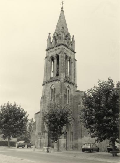 Maransin, l'église Saint-Martin,