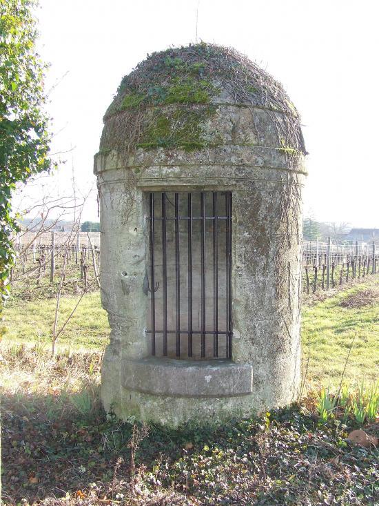 Tizac-de-Curton, un puits fermé,