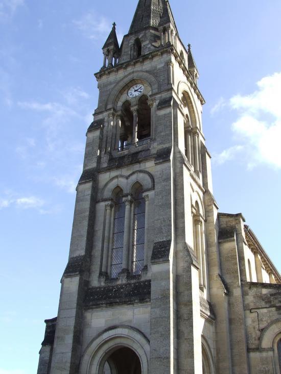 Cabara, l'eglise Notre-Dame, 19ème siècle