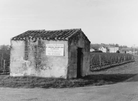Saint-Hippolyte, une maison de vigne.