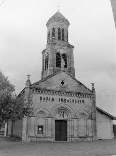 Lagorce, la chapelle Notre-Dame,