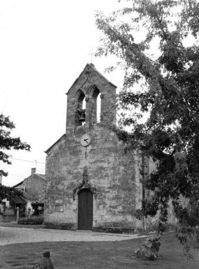 Les Billaux, l'église Saint-Georges