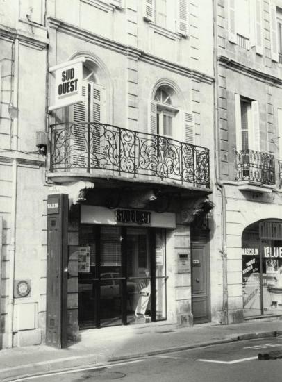 Libourne, la maison de Pierre Devignes