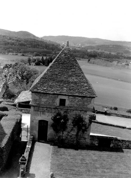 Vézac-Marqueyssac, le château,
