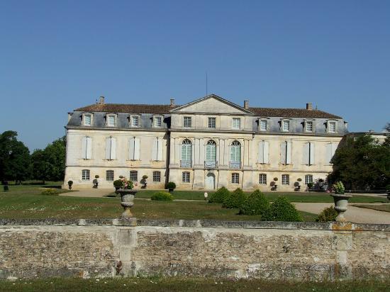 Bourcefranc-le-Chapus, le château de la Gataudière.