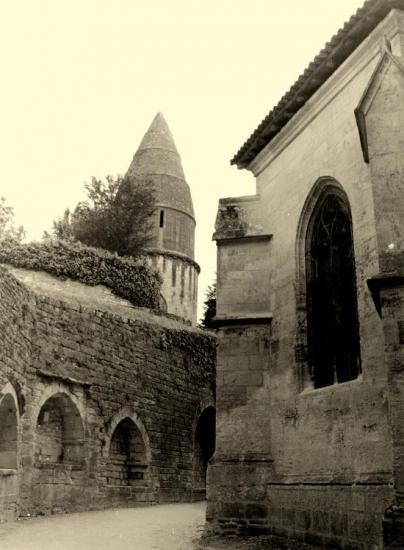 Sarlat, cité médiévale.