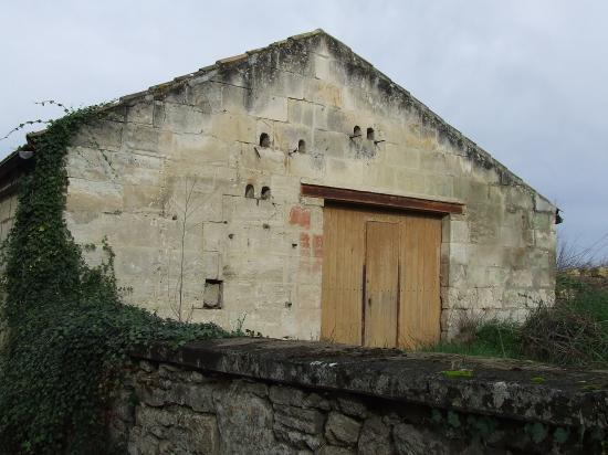 Saint-Germain-du-Puch, un pigeonnier