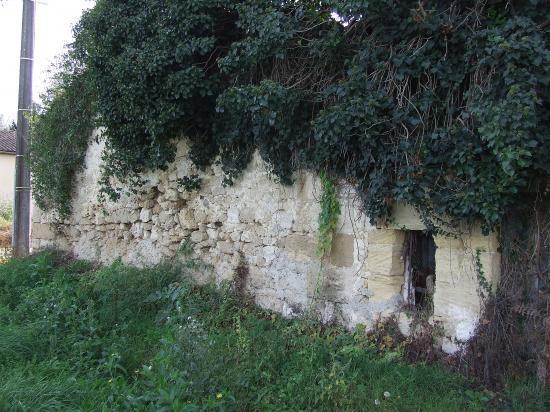 Baron, des ruines au lieu-dit Moulard