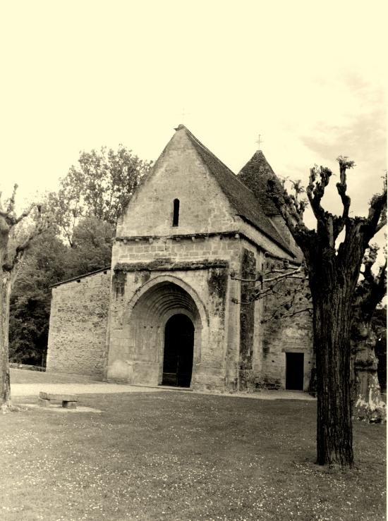 Carsac, l'église.