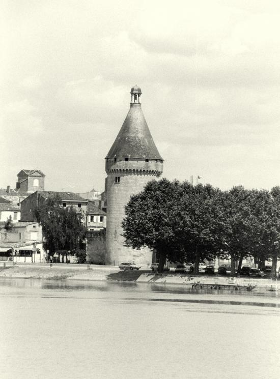 Libourne, la tour Richard.