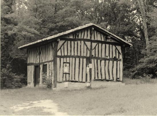 Maransin, la cabane de Corbineau,