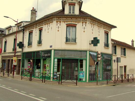 Migennes, la pharmacie de Paris,