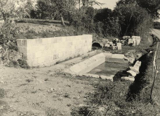Saint-Germain-du-Puch, le même lavoir