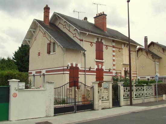 Migennes, la maison de Monsieur Corberon,