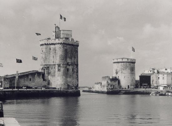 La Rochelle, le Vieux-Port,