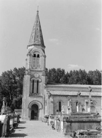 Sablons, l'église Saint-Martin,