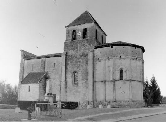 Saint-Martin-du-Bois, l'église Saint-Martin