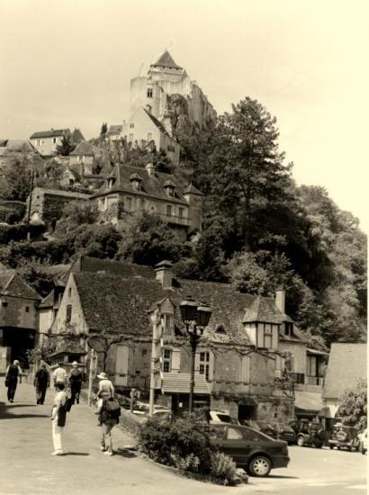 Castelnaud-la-Chapelle, le château