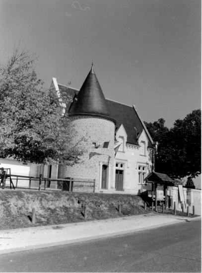 Bonzac, un ancien moulin,