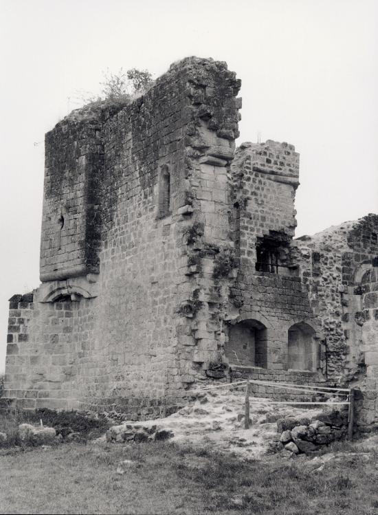 Frontenac, la commanderie de Sallebruneau.