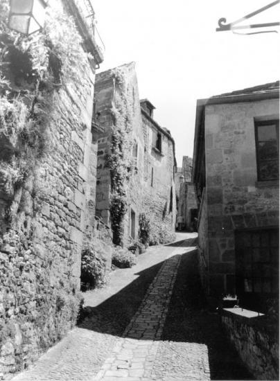 Beynac, une ruelle.