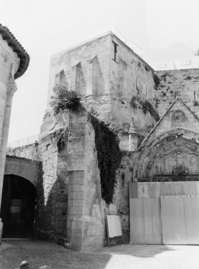 Saint-Emilion, l'Abbatiale.