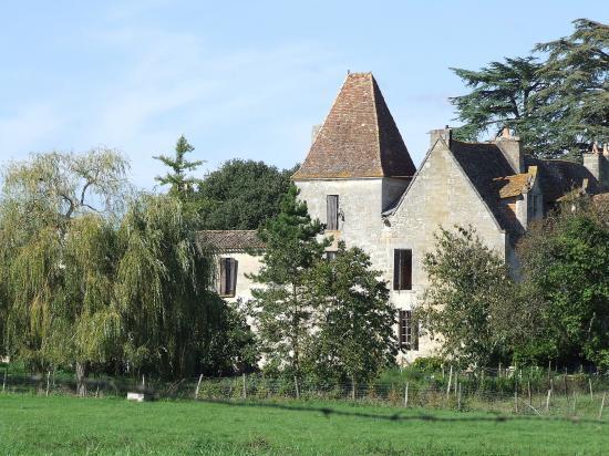 Baron, le château Pimpoix