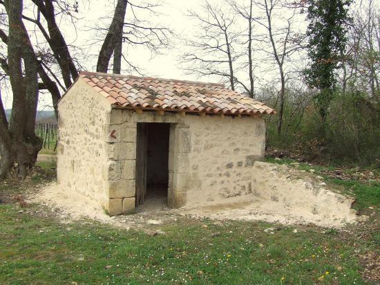 Jugazan, une petite maison de vigne