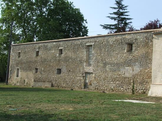 Camiac et Saint-Denis, un très bel appareillage de pierre