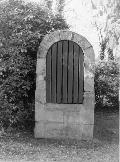 Libourne, un puits fermé