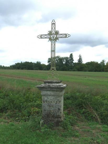 Baron, croix de mission CD936