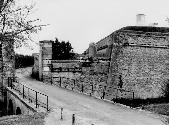 Saint-Martin-de-Ré, le pénitencier,