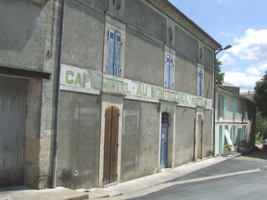 Daignac, un ancien hôtel-restaurant
